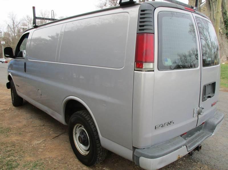 1997 GMC Savana Cargo 3dr G3500 Cargo Van - Leesburg VA