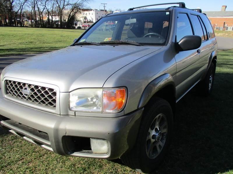 2000 Nissan Pathfinder 4dr LE 4WD SUV - Leesburg VA