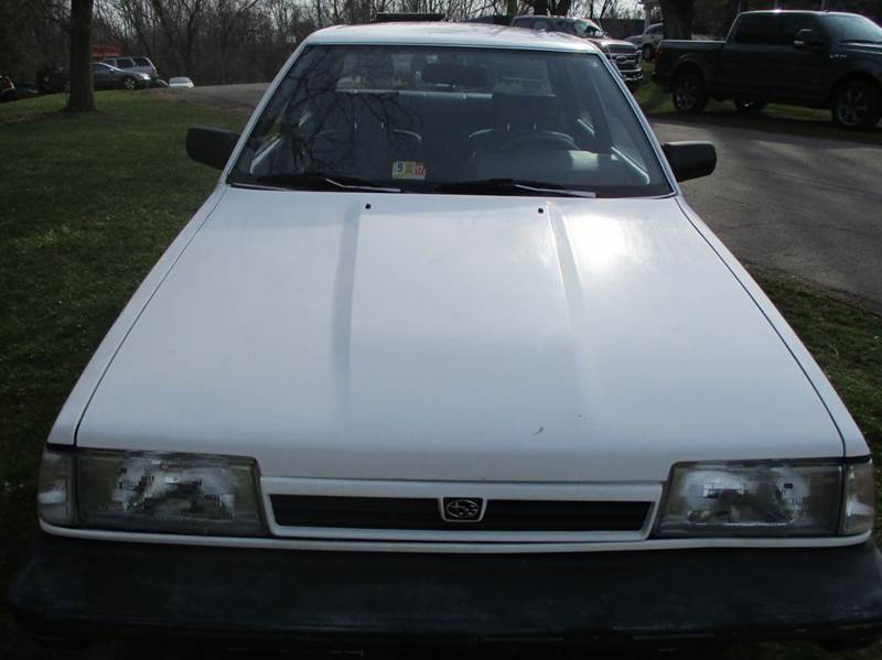 1992 Subaru Loyale Base 4dr Sedan - Leesburg VA