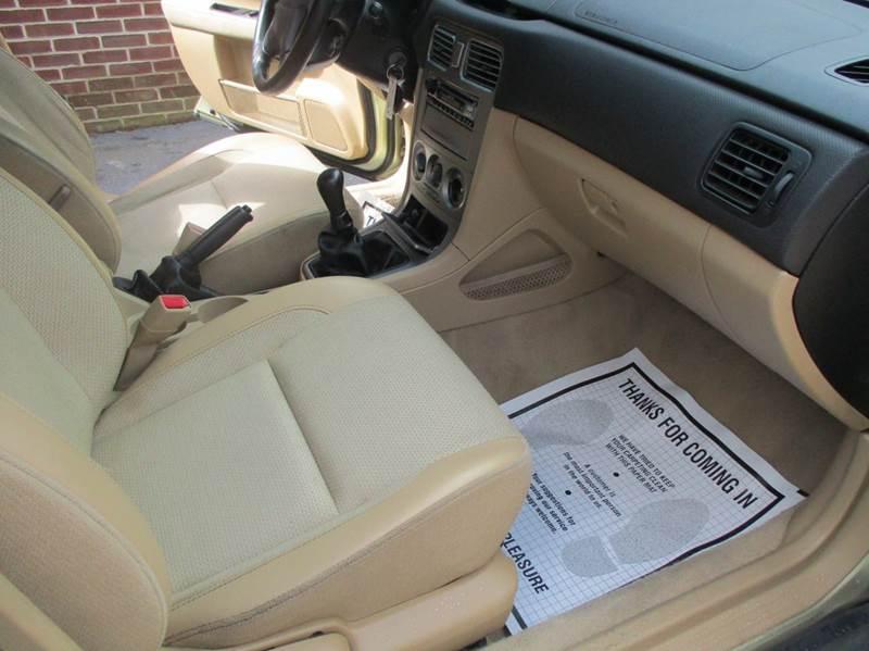 2004 Subaru Forester AWD X 4dr Wagon - Leesburg VA