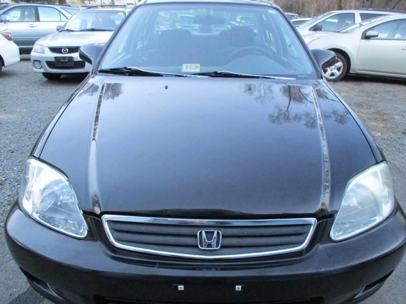 1999 Honda Civic LX 4dr Sedan - Leesburg VA