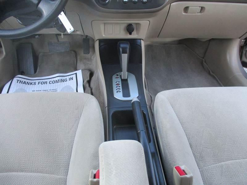 2002 Honda Civic LX 4dr Sedan - Leesburg VA