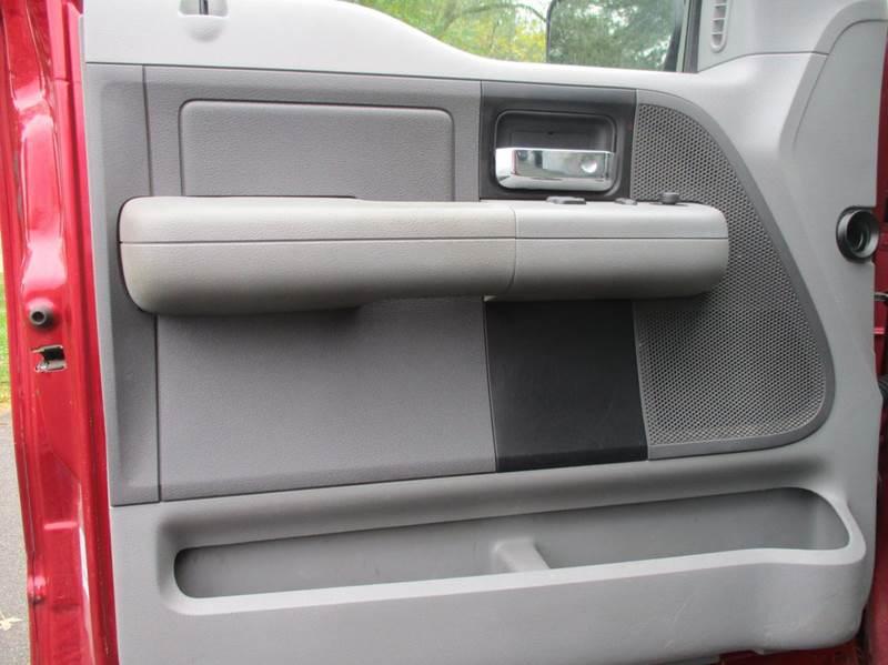 2007 Ford F-150 XLT 2dr Regular Cab 4WD Styleside 8 ft. LB - Leesburg VA