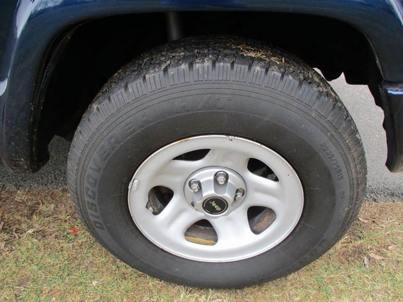 2001 Jeep Cherokee Sport 4WD 4dr SUV - Leesburg VA