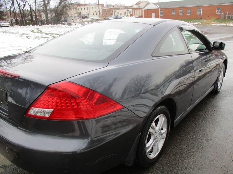 2007 Honda Accord LX 2dr Coupe (2.4L I4 5A) - Leesburg VA