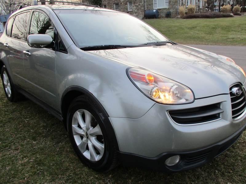 2007 Subaru B9 Tribeca Ltd. 7-Pass. AWD 4dr SUV w/Gray Int. - Leesburg VA