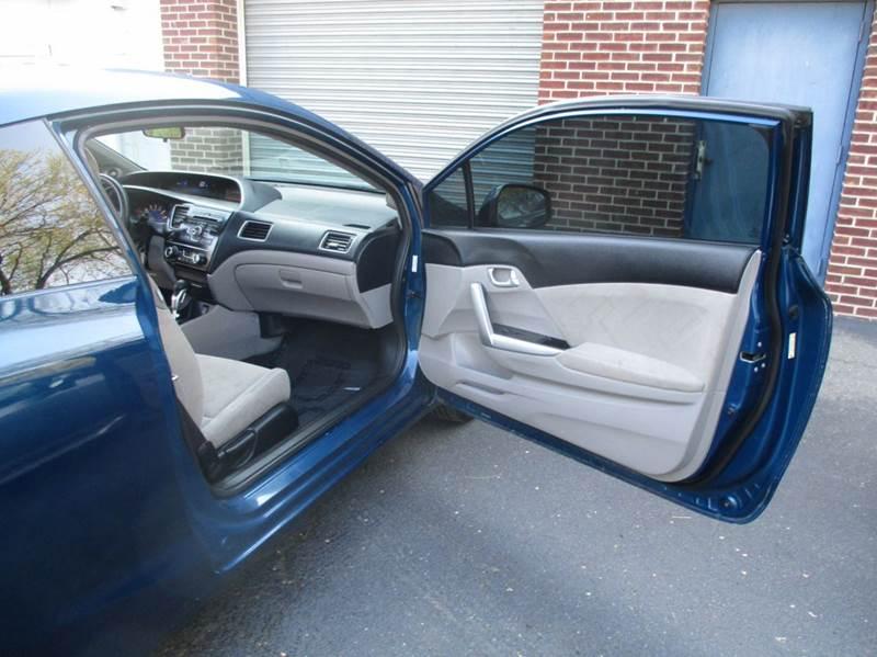 2013 Honda Civic EX w/Navi 2dr Coupe w/Navi - Leesburg VA