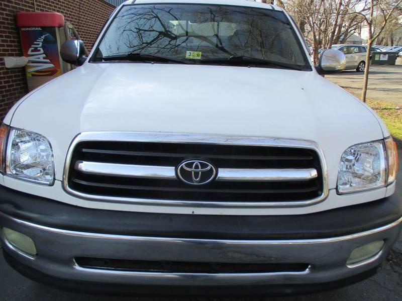 2001 Toyota Tundra SR5 4dr Access Cab 2WD SB V6 - Leesburg VA