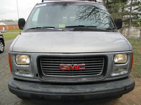 1997 GMC Savana Cargo