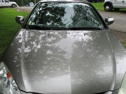 2004 Acura RSX