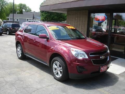 2010 Chevrolet Equinox for sale in Menasha, WI