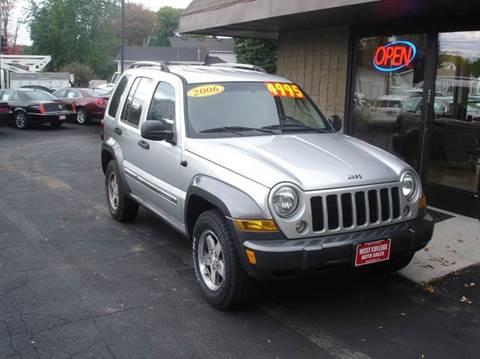 2006 Jeep Liberty for sale in Menasha, WI