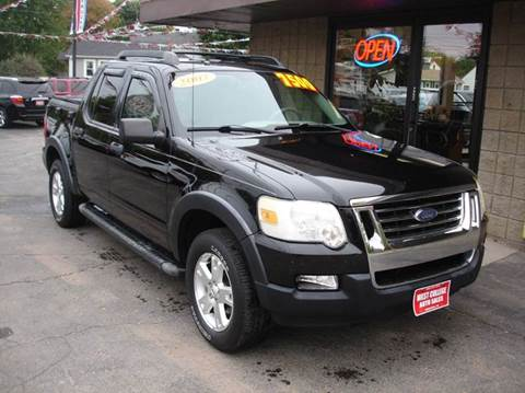 2007 Ford Explorer Sport Trac For Sale Carsforsale