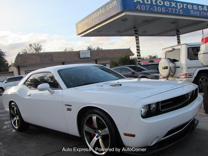 Dodge challenger for sale in orlando fl for Motor car concepts orlando fl