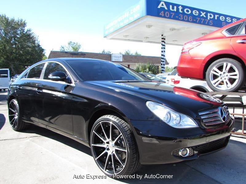 Mercedes benz cls for sale in orlando fl for Used mercedes benz orlando fl