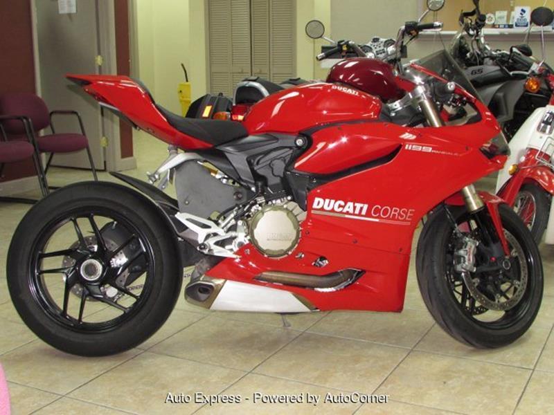 2013 Ducati Panigale 1199