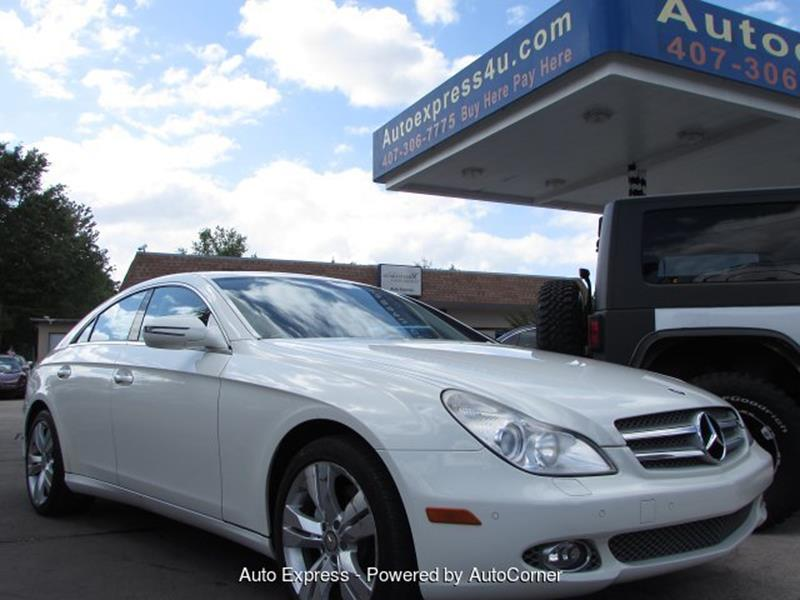 Mercedes benz cls for sale in orlando fl for Mercedes benz south orlando