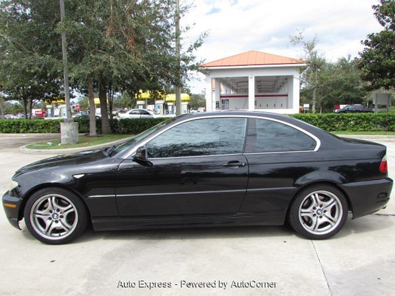 2004 Bmw 3 Series 330Ci 2dr Coupe In Orlando FL - AUTO EXPRESS ...
