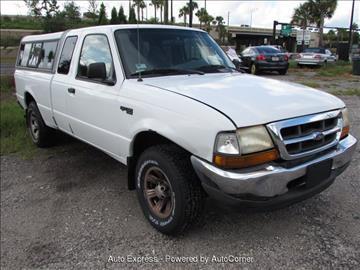 2000 Ford Ranger for sale in Orlando, FL