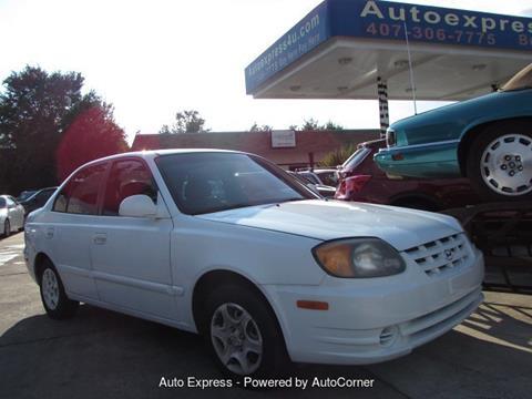 2005 Hyundai Accent for sale in Orlando, FL