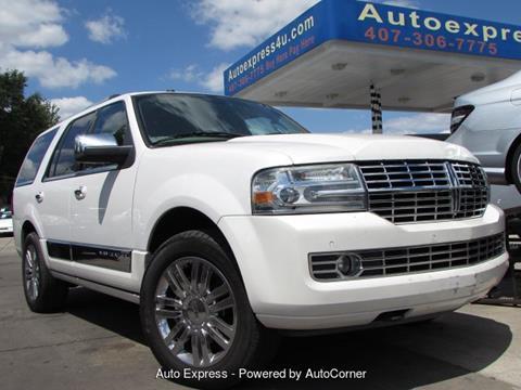 2009 Lincoln Navigator for sale in Orlando, FL