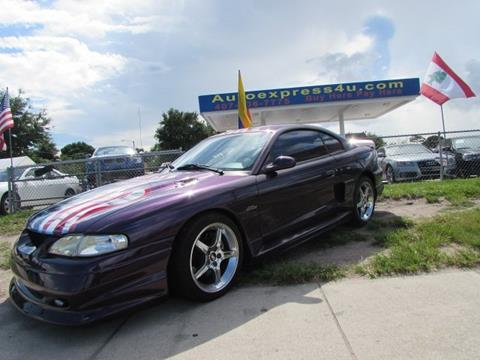 1996 Ford Mustang for sale in Orlando, FL
