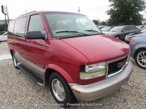 2002 GMC Safari for sale in Orlando, FL