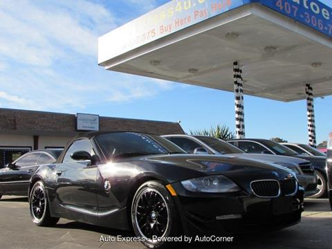 2007 BMW Z4 for sale in Orlando, FL