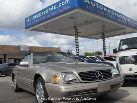 1997 Mercedes-Benz SL-Class for sale in Orlando, FL