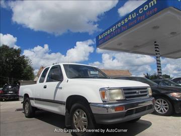 1996 Toyota T100 for sale in Orlando, FL
