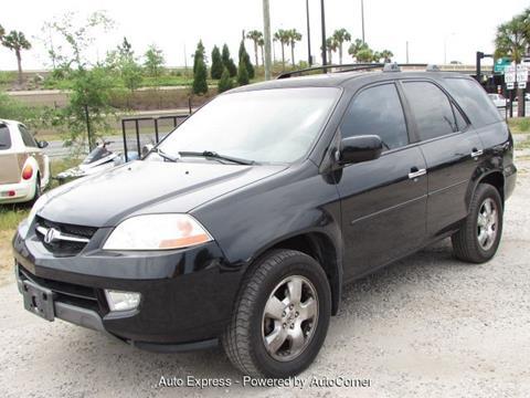 2003 Acura MDX for sale in Orlando, FL
