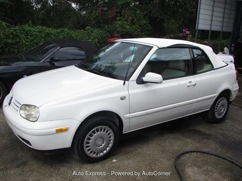 2001 Volkswagen Cabrio for sale in Orlando, FL