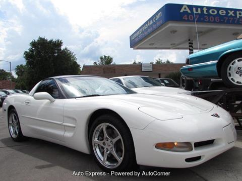 2001 Chevrolet Corvette for sale in Orlando, FL