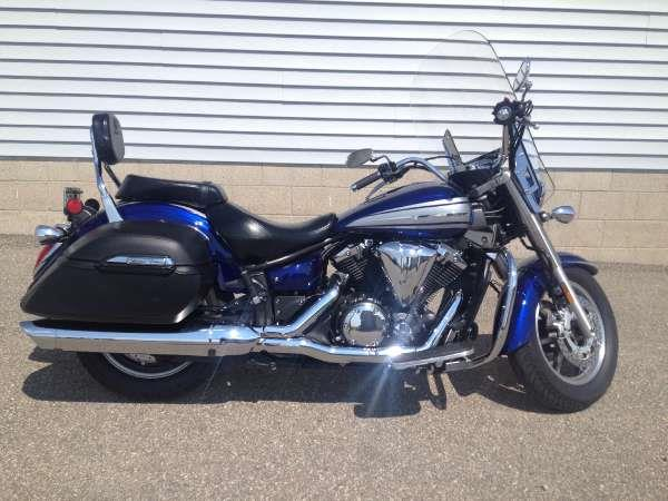 2009 Yamaha V Star 1300 Tourer - ARLINGTON, WI