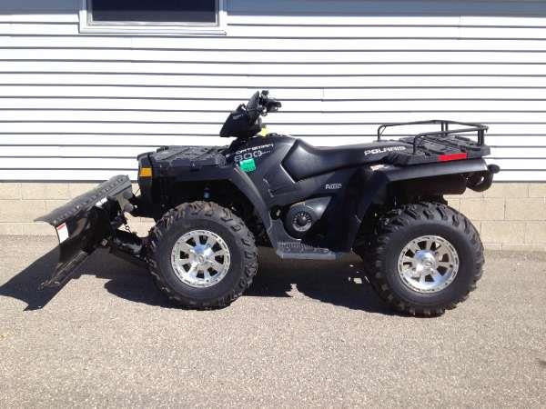 2007 Polaris Sportsman 800  EFI - ARLINGTON, WI