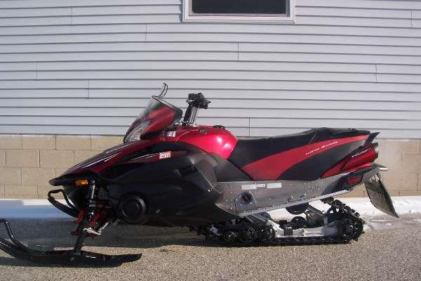 2010 Yamaha RS Vector GT - ARLINGTON, WI