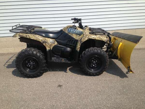 2003 Yamaha Grizzly 660 - ARLINGTON, WI
