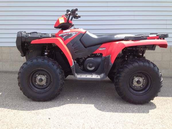 2010 Polaris Sportsman 500 H.O. - ARLINGTON, WI