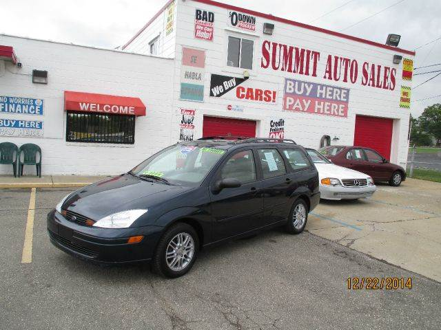 Ford Focus For Sale In Pontiac Mi Carsforsale Com