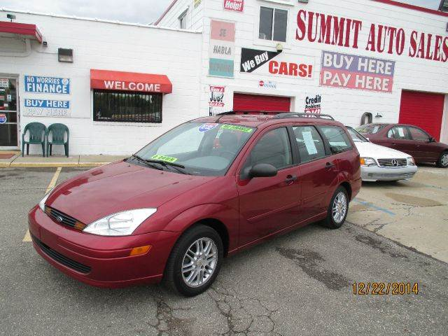 2002 Ford Focus for sale in Pontiac MI
