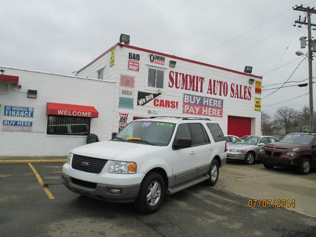 2004 Ford Expedition for sale in Pontiac MI