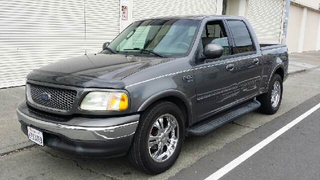 2002 Ford F-150 for sale in San Francisco CA