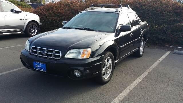 2006 Subaru Baja for sale in San Francisco CA