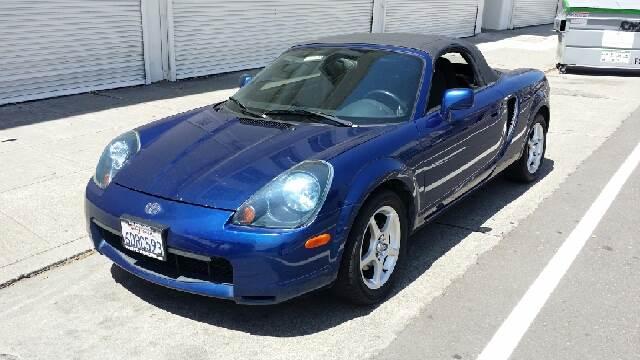 2001 Toyota MR2 Spyder for sale in San Francisco CA