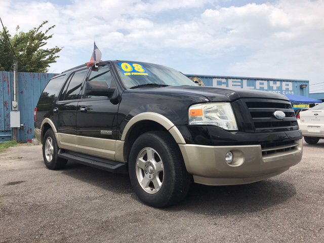Ford Expedition Edbauer X Dr Suv Houston Tx