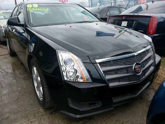 2008 Cadillac CTS Options