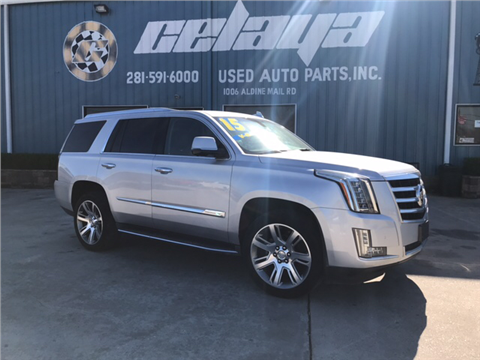 2015 Cadillac Escalade For Sale Carsforsale Com