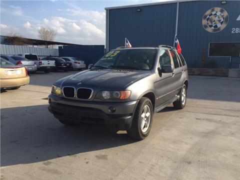 2003 BMW X5 for sale in Houston, TX