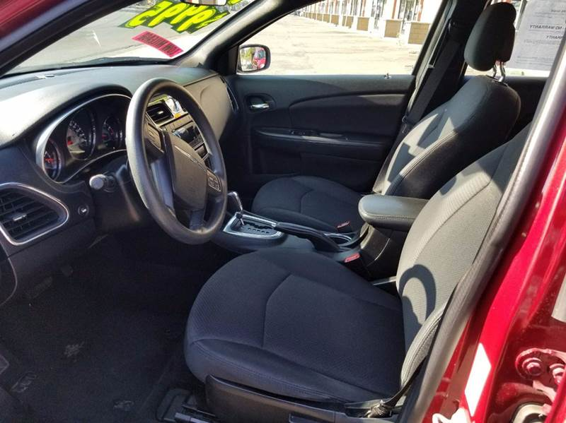 2014 Chrysler 200 LX 4dr Sedan - Sacramento CA