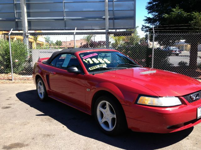 2000 ford mustang gt 2dr convertible for sale in. Black Bedroom Furniture Sets. Home Design Ideas